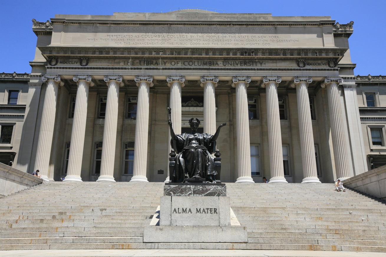 Alma_Mater_and_the_Library_of_Columbia_University_Resized