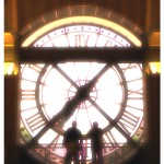 Clock Tower in Paris